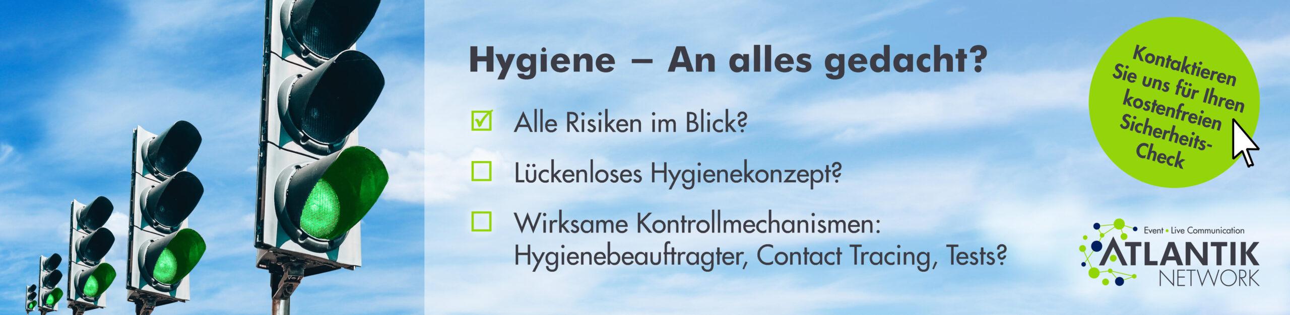 Hygienekonzept von Atlantik Network